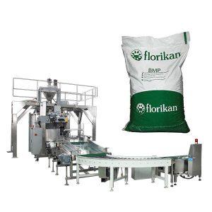 Mašina za automatsko pakovanje mlijeka za mlijeko u prahu u kesama od 25kg od 25kg