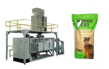 Mašine za pakovanje mačaka od 5kg-25kg