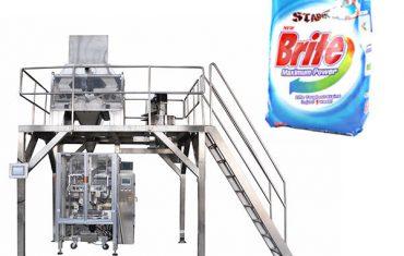 4 mašina za pakovanje praha za pranje praha za glave linearnog vaga