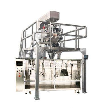 automatska horizontalna unapred napravljena mašina za pakovanje granulata