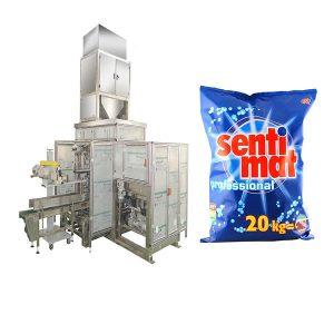 Automatski Premade Big Bag Pakiranje Mašine Deterdžent Powder Otvoreni Usta Bagger