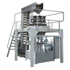 Automatizovana granulirana granulacija za punjenje i zaptivanje proizvodne linije