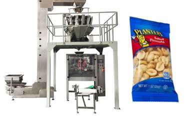 automatska mašina za pakovanje prehrambene hrane