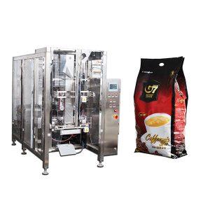 Kava Quad torba Form Fill Seal pakirna mašina
