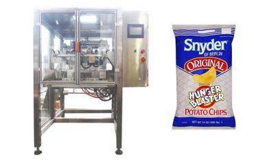 Mašina za pakovanje hrane sa vertikalnom snackom