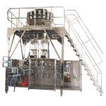 horizontalna unapred napravljena mašina za pakovanje s višegodišnjom vagom