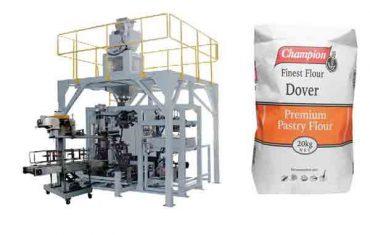 mašina za pakovanje brašna za pakovanje brašna od 20kg