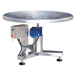 Rotacijski akumulatorski sto