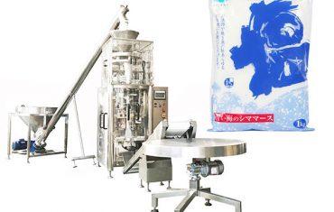 vertikalni oblik soli popuniti mašinu zaptivanja sa volumetrijom