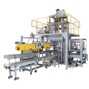 ZTCP-50P Automatska mašina za pakovanje prašine za prašinu
