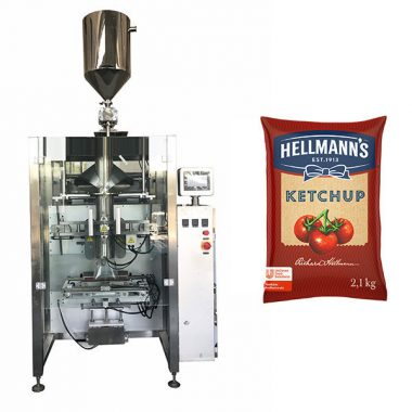 500g-2kg ketchup sokova mašina za pakovanje